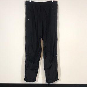 Men's marmot rain pants black extra large